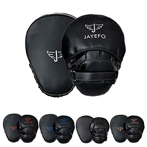 Jayefo Glorious Boxing Pads (Black/Silver)