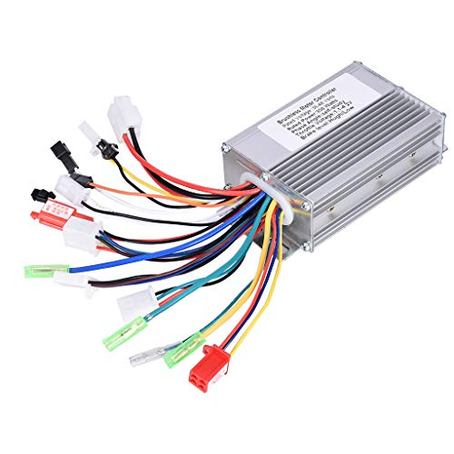 36V 500W 19A 9Mosfets E-Bike Scooter Brushless Hub Motor Controller  throttle