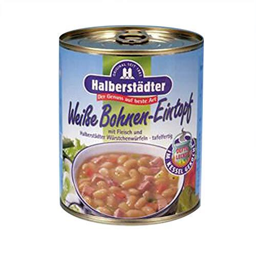 Halberstädter Weiße Bohnen-Eintopf