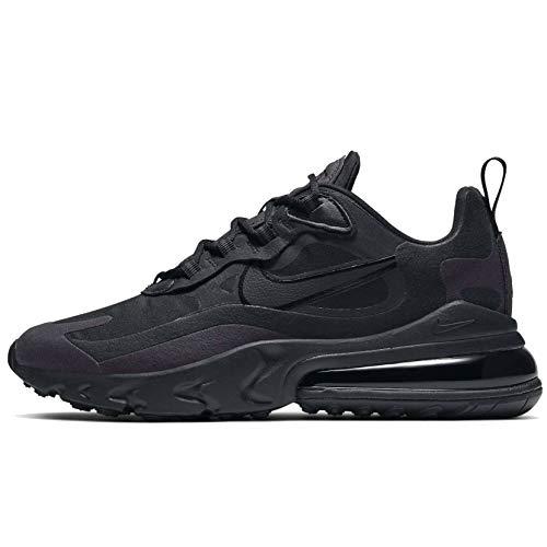 Nike Tenis de correr para mujer, multicolor, talla 38, negro (Negro/Aceite Gris-aceite...