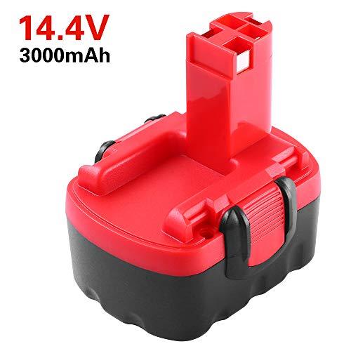 Topbatt 14.4V 3.0Ah Bosch Batería repuesto Ni-MH