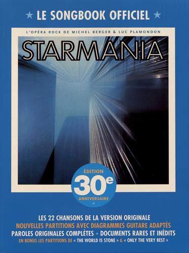Starmania Officiel - Chant, Piano Ou Guitare