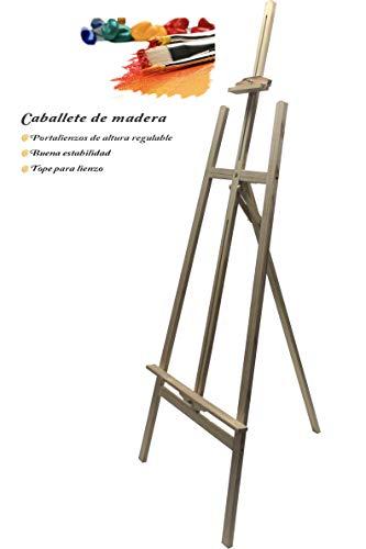 Chely Intermarket, caballete pintura 170cm (121cm) madera de pino con