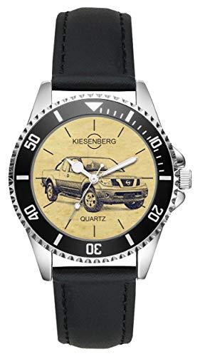 KIESENBERG Uhr - Geschenke für Navara D40 Fan L-4759
