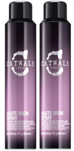 TIGI, Catwalk Haute Iron Spray, 200 ml, 2 Stück