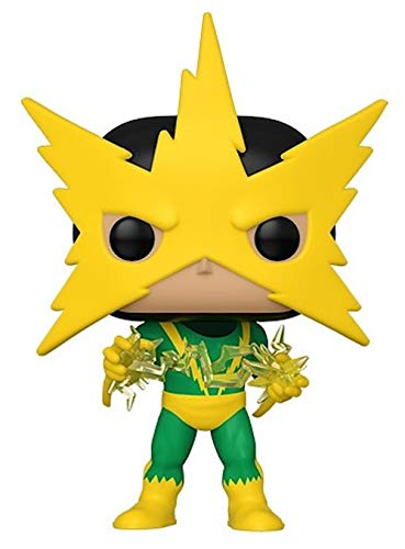 Pop! Marvel 80th- First Appearance- Electro (Specialty) Standard