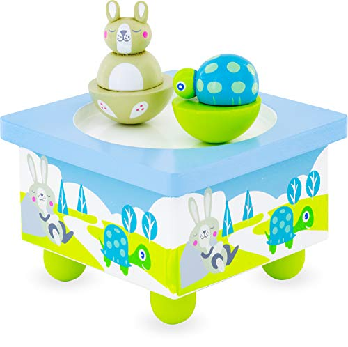 Ulysse 3909 Musical Box Rabbit