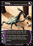 STAR WARS TCG ATTACK OF THE CLONES FOIL ACKLAY 61U