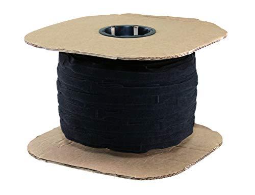 : Velcro ONE Wrap 900 Pieces PER Roll - Black : Cable Straps
