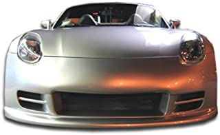 Extreme Dimensions Duraflex Replacement for 2006-2009 Pontiac Solstice GT Concept Front Bumper Cover - 1 Piece