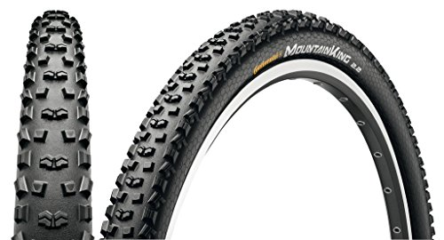 Cubierta Continental Mountain King II 27.5 x 2.20 Rigida