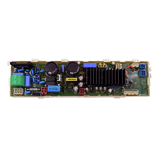 EBR76262102 - Washer electronic control board