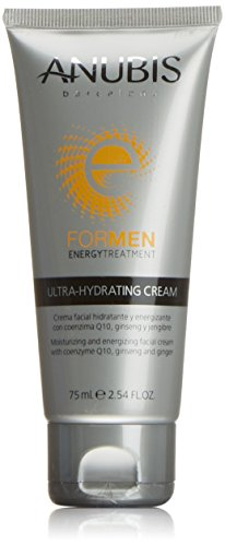 Anubis gezichtscrème voor heren, ultra hydraterend, 75 ml