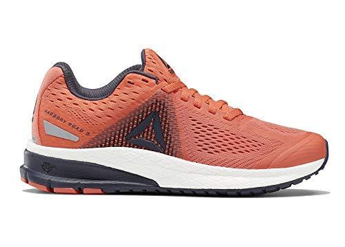 Reebok Mujer Harmony Road 3 Zapatos de Correr Rojo