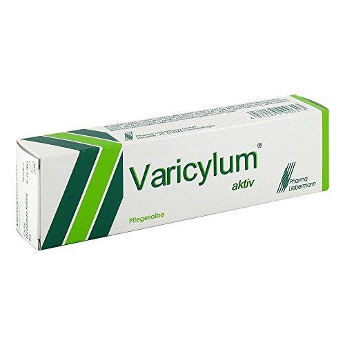 VARICYLUM aktiv Pflegesalbe 100 g