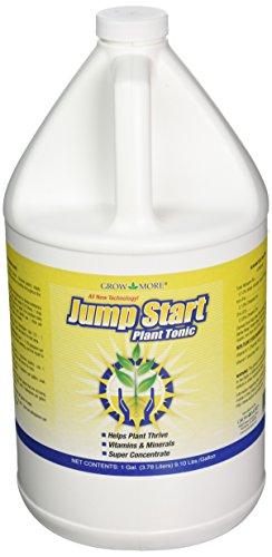 Grow More 7437 Jumpstart Plant Tonic, 1 Gallon, Brown/A