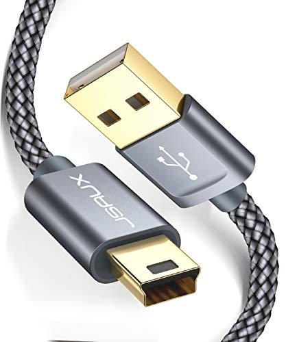 DORATA SuperSpeed USB 3.0 Type A Male to Type B Male Cable Blue 6 FT