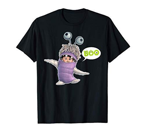 Disney Pixar Monsters Inc. Boo Dance Graphic T-Shirt T-Shirt