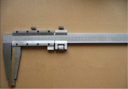 Gowe 0–2500mm Schwerlast Bremssattel ohne oberen Backen