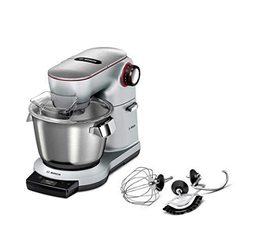 Bosch MUM9AE5S00 Optimum Robot de cuisine, 5,5 L, 1500 W, acier