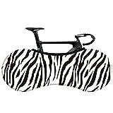 KSHYE Cubierta de Polvo de Bicicleta de Carretera Oficial Genuino de Alta Resistencia Tela elástica Bicicleta Cubierta de Polvo Interior Accesorios de Bicicleta (Color : 5)