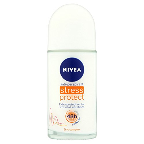 6 x NIVEA Women Deo Roll-on'Stress Protect' - 50 ml