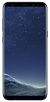 Samsung Galaxy S8+ 64GB GSM Unlocked Phone - International Version  Midnight Black
