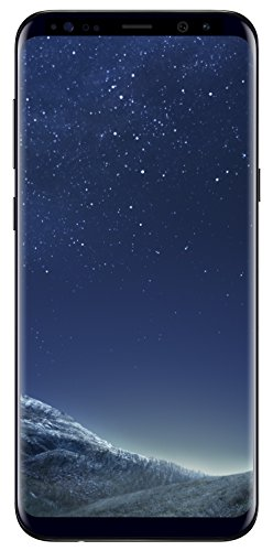 Samsung Galaxy S8+ 64GB GSM Unlocked Phone - International Version (Midnight Black)
