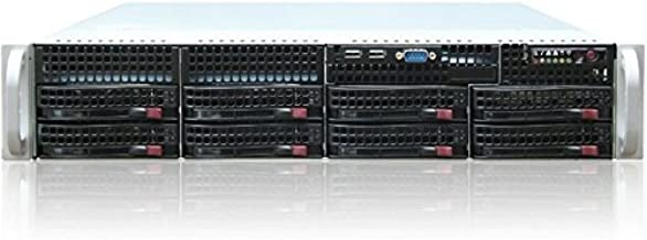 Supermicro 560 Watt 2U Rackmount Server Chassis (CSE-825TQ-563LPB)