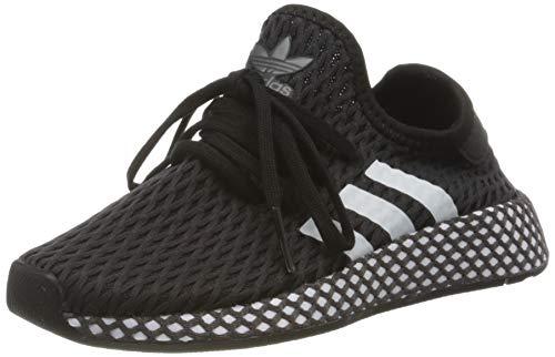 Adidas Deerupt Runner C, Zapatillas de Deporte Unisex niño, Negro (Negro 000), 29 EU