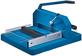 Dahle 846 Professional Stack Cutter, 500 Sheet Capacity, 16-7/8