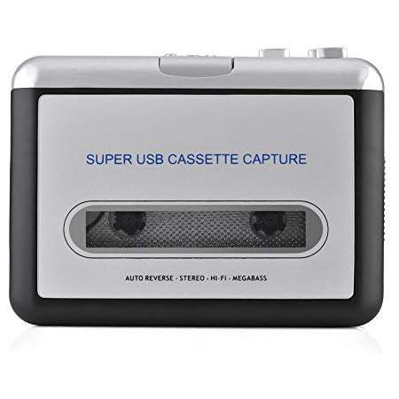 Denash Tragbar Usb Kassette Zu Mp3 Konverter Elektronik