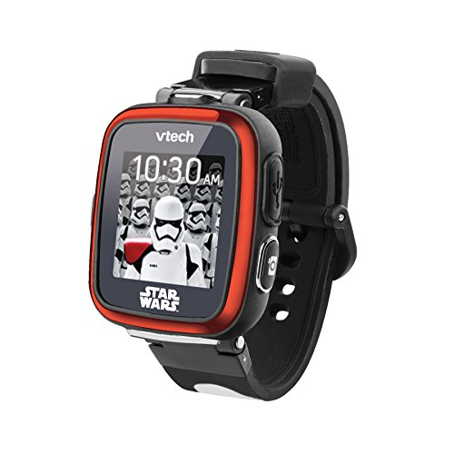 VTech Reloj multifunción Star Wars Trooper Black (3480-1942