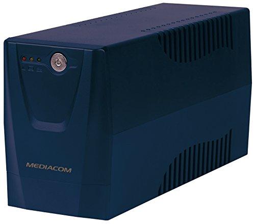 Mediacom M-UPS800B gruppo di continuità (UPS) 2 presa(e) AC 800 VA 480 W