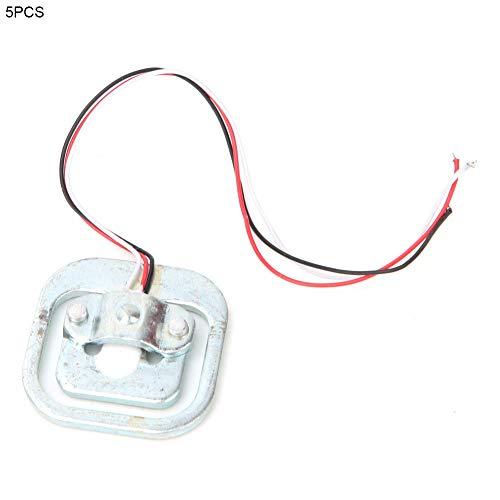 Yinuoday Mini Celda de Carga Electrónica Sensor de Pesaje de Escala de...
