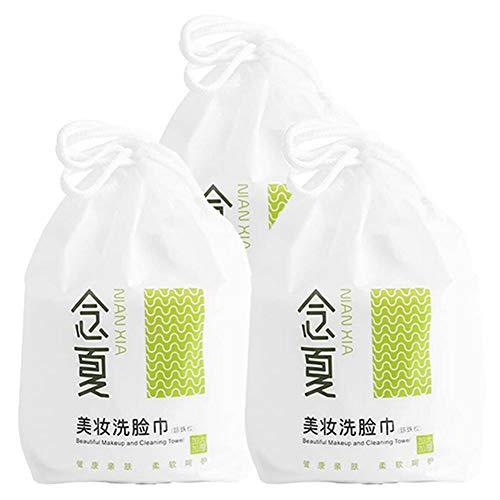 DALL wegwerp gezichtsdoek 100% katoen Dry Wet Dual Use reinigingsdoek goede flexibiliteit sterke wateropname 65 stuks/rol