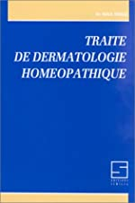 Traité de dermatologie homéopathique de Max Tétau
