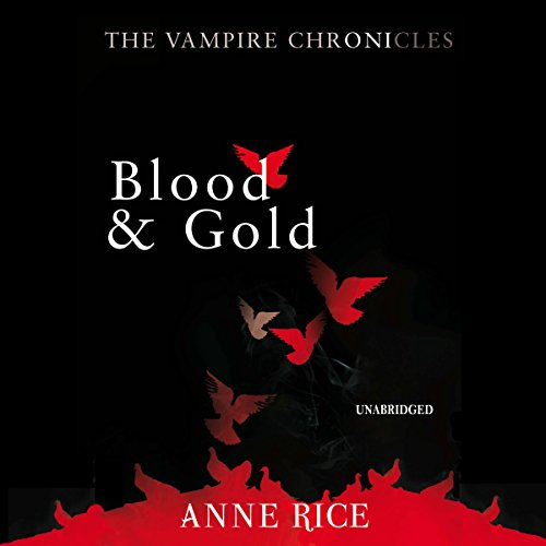 Blood and Gold audiobook cover art