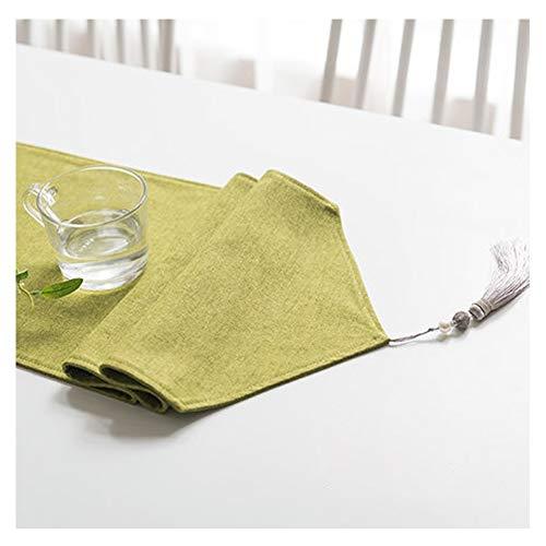 WXIAO Soft Tafelloper, rechthoekig, feest, exquisiet premium tafelkleed, eenvoud, bruiloft, decoratie, trendy dresser sjaals