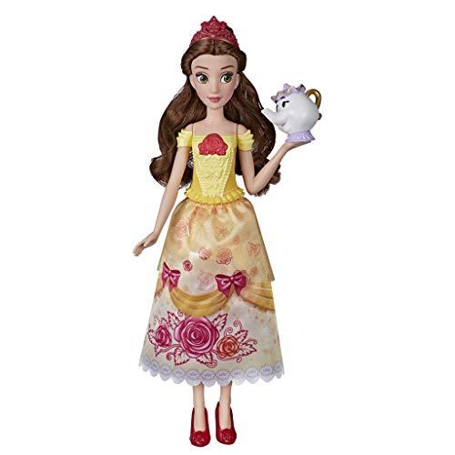 Princesas Disney - Muñeca Cantarina Bella (Hasbro E6620TG0)
