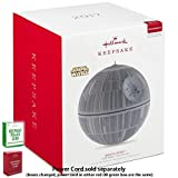Hallmark Keepsake 2017 - Star Wars Death Star Ornament with Sound and Light 3.9' Story Tellers