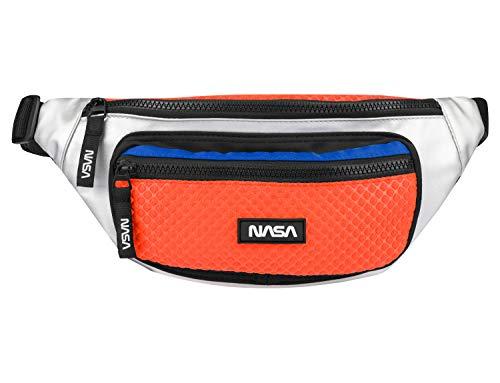NASA Bauchtasche Gürteltasche für Jungen Teenager Männer Mädchen, Handy Hüfttasche für Joggen, Sport, Outdoor Brusttasche Herren für Smartphone