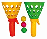 Paul Guenther- MC Squeezy Click'N'Catch Catch Ball, Multicolore, 1546