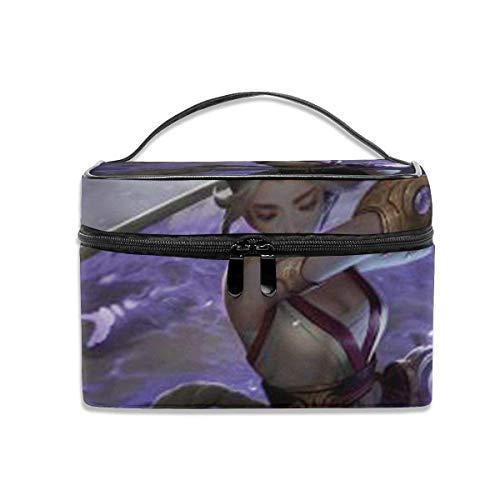 Murasaki Digital Fantasy Art Travel Case Organizer Portable, Multifunction Case Toiletry Bags