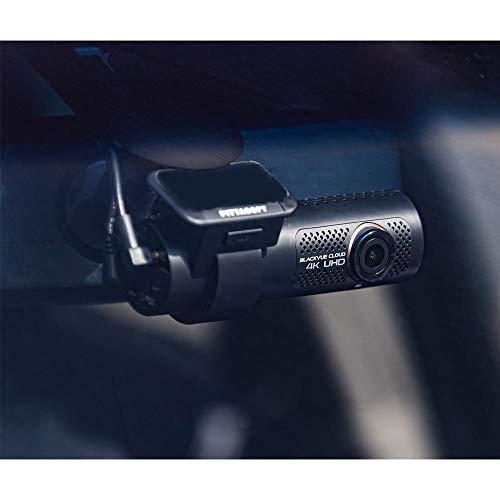 BlackVue DR900X-2CH with 32GB microSD Card   4K UHD Cloud Dashcam   Built-in Wi-Fi, GPS, Parking Mode Voltage Monitor   LTE via Optional CM100 LTE Module