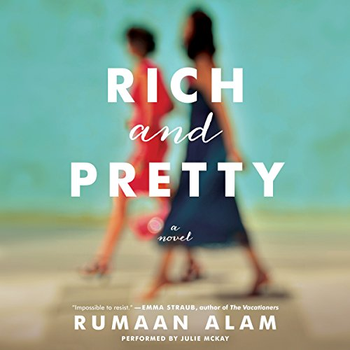 Rich and Pretty audiobook cover art