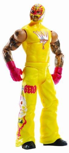 WWE Series 35 Rey Mysterio Figurine catch