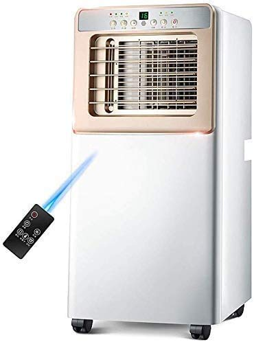Lapden Portable Air Cooler, 3 Fan Speeds, LED Display & Remote Control, Energy-saving Evaporative Air Cooler with Built in Timer & Automatic Oscillation
