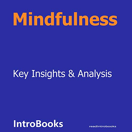 Introduction to Mindfulness  By  cover art