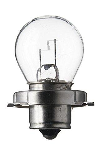 SPAHN-10 Stück Glühlampe 6V 15W P26s S3 Glühbirne Lampe Birne 6Volt 15Watt neu 10er Pack